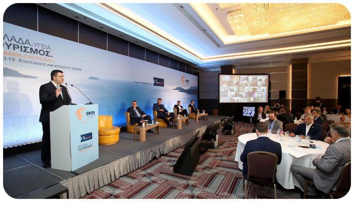 Ολοκληρώθηκε με επιτυχία η πρώτη διαδικτυακή εκδήλωση της ΕΝΠΕ για ...